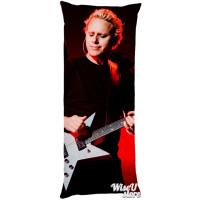 Alan Wilder Full Body Pillow case Pillowcase Cover