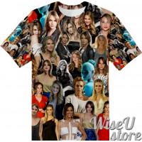Beau Garrett T-SHIRT Photo Collage shirt 3D