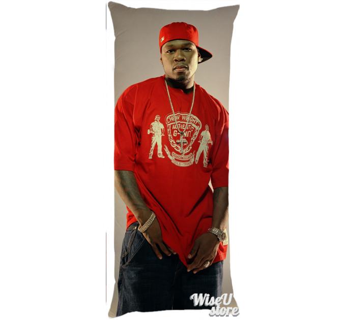 50 Cent Dakimakura Full Body Pillow case Pillowcase Cover