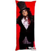 Alice Cooper Dakimakura Full Body Pillow case Pillowcase Cover