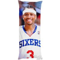 Allen Iverson Dakimakura Full Body Pillow case Pillowcase Cover
