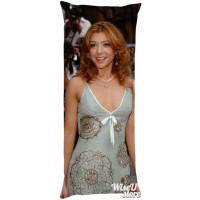 Alyson Hannigan Dakimakura Full Body Pillow case Pillowcase Cover