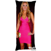Amanda Bynes Dakimakura Full Body Pillow case Pillowcase Cover
