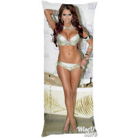 Amy Childs Full Body Pillow case Pillowcase Cover