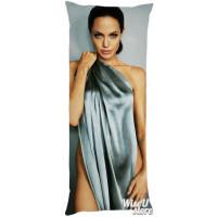 Angelina Jolie Full Body Pillow case Pillowcase Cover