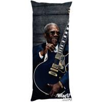 BB KING Full Body Pillow case Pillowcase Cover