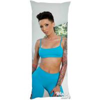 Bella Bellz Full Body Pillow case Pillowcase Cover