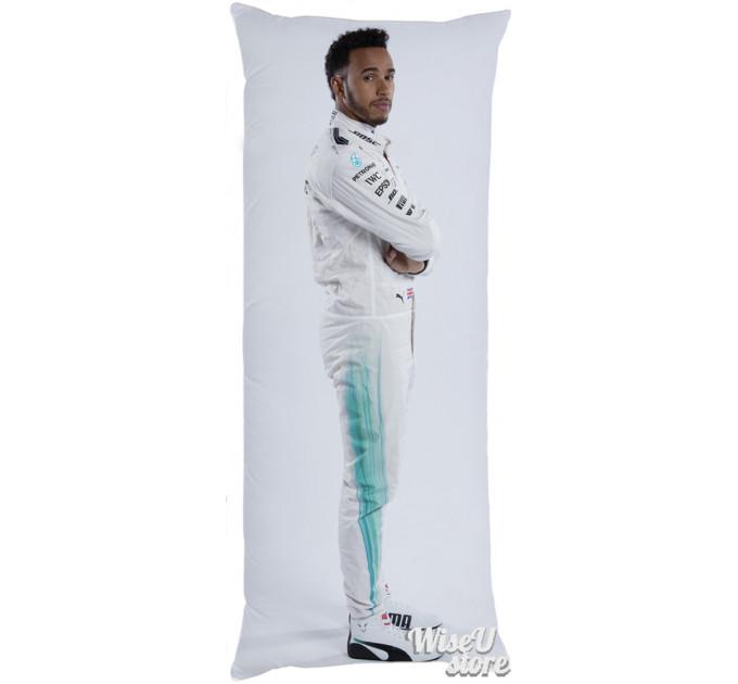 Lewis Hamilton Full Body Pillow case Pillowcase Cover