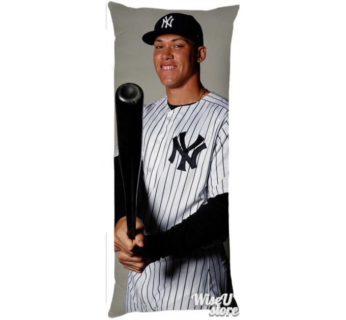 Aaron Judge Dakimakura Full Body Pillow case Pillowcase Cover