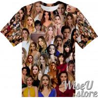 Ana De Armas  T-SHIRT Photo Collage shirt 3D