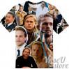 CHARLIE Matthew HUNNAM T-SHIRT Photo Collage shirt