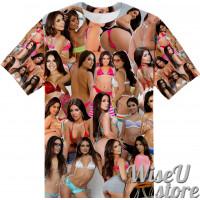 Jynx Maze T-SHIRT Photo Collage shirt