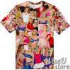 Krissy Lynn T-SHIRT Photo Collage shirt