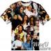 Sade Adu T-SHIRT Photo Collage shirt 3D