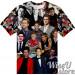 Aaron Tveit T-SHIRT Photo Collage shirt 3D