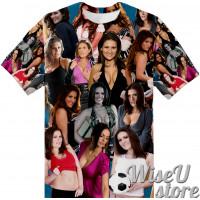 Austin Kincaid T-SHIRT Photo Collage shirt 3D