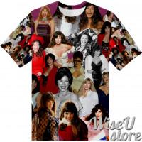 Barbi Benton  T-SHIRT Photo Collage shirt 3D
