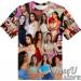 Abella Danger T-SHIRT Photo Collage shirt 3D