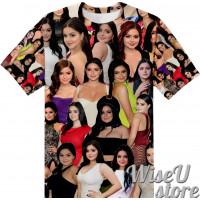 Ariel Winter T-SHIRT Photo Collage shirt 3D