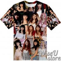 Bailey Jay T-SHIRT Photo Collage shirt 3D