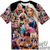 ALEXA BLISS  T-SHIRT Photo Collage shirt 3D