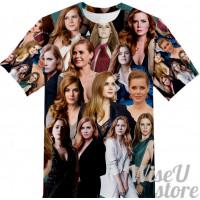 Amy Adams T-SHIRT Photo Collage shirt 3D