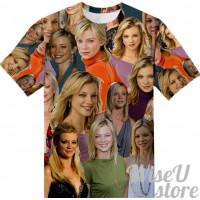 Amy Smart T-SHIRT Photo Collage shirt 3D