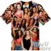 ABIGAIL MAC T-SHIRT Photo Collage shirt 3D